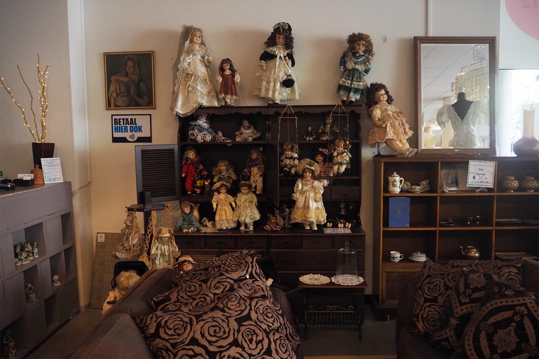 Schroeder Collectie Poppen Rotterdam